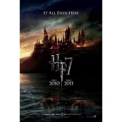 Harry Potter and the Deathly Hallows Movie Posters