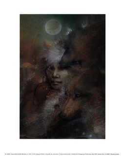 Susan Seddon Boulet Goddess Paintings