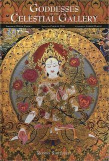 Buddhist Goddesses Art by Romio Shrestha